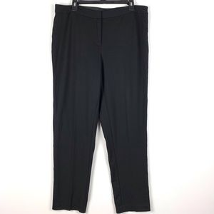 Vince Camuto high rise ankle Ponte pants